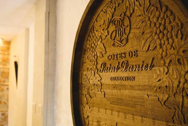 DSC 8082 - Крымский вкус. Château Côtes de Saint Daniel