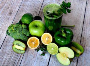 Грин Макс Select. Зеленый коктейль с суперфудами